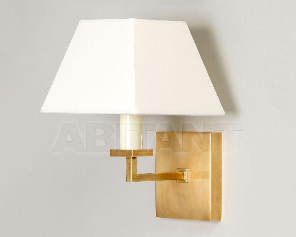 Купить Бра Vaughan  Wall Lights WB0020.BR.EU