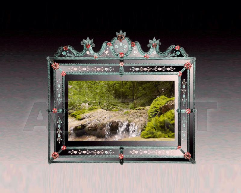 Купить Зеркало настенное F.LLI Tosi Venetian stile 0375