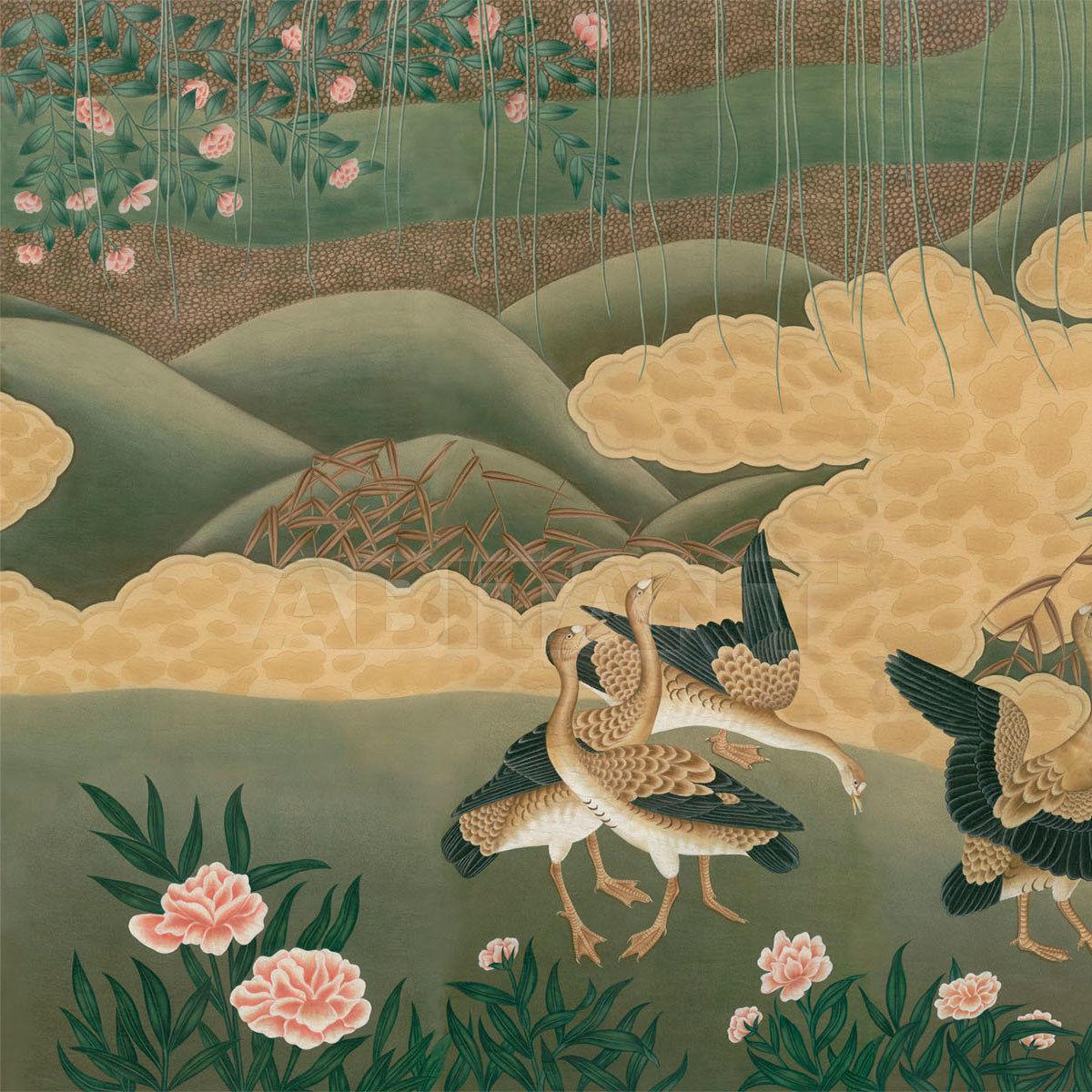 Купить Фотообои Iksel  Scenic Decors Japanese Cranes