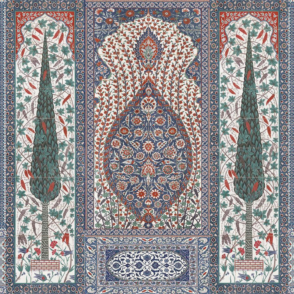 Купить Бумажные обои Iksel  Decorative Panels İznik 2