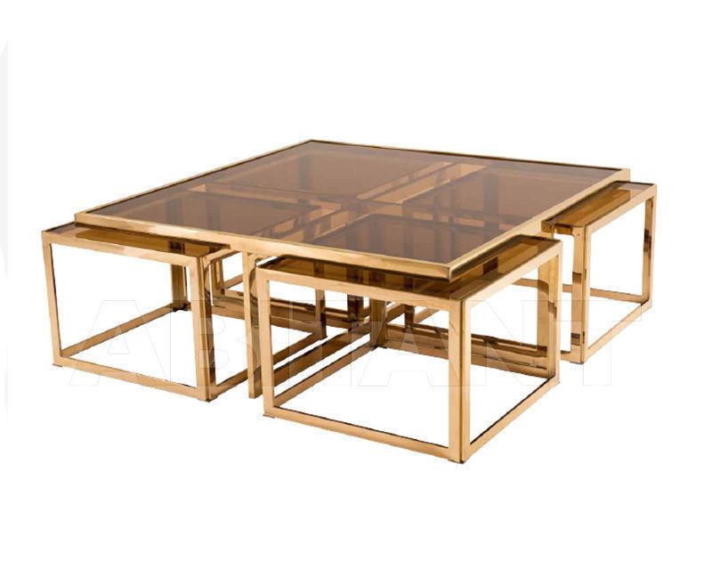 Купить Столик журнальный CEASARE Van Roon Living 2016 26761 ROSE GOLD