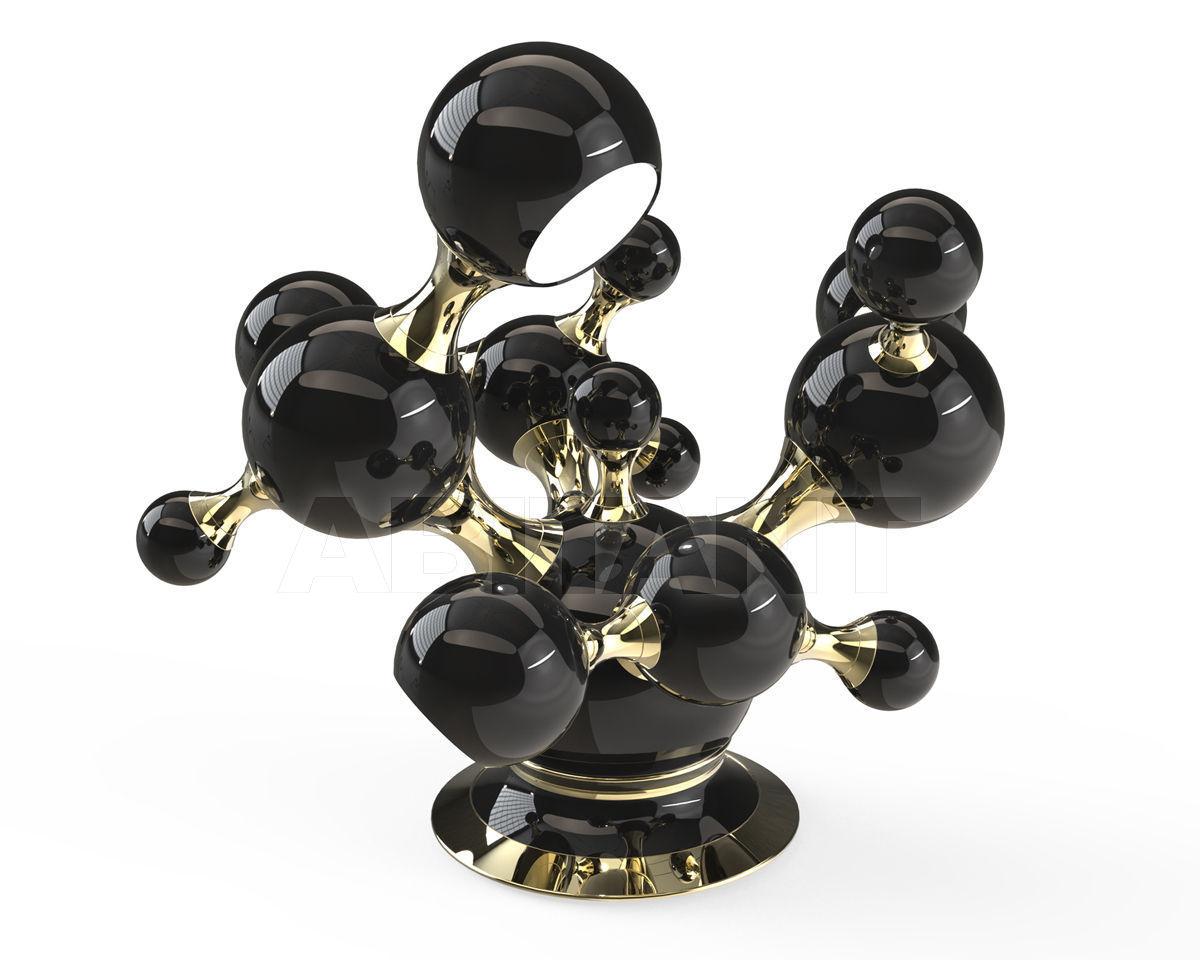 Купить Лампа настольная Delightfull by Covet Lounge Table ATOMIC GOLD