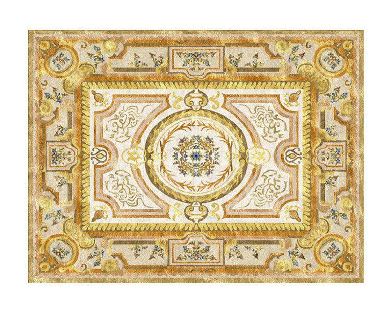 Купить Ковер классический Illulian & C. s.n.c Design Collection 152 W, 05B S RENè