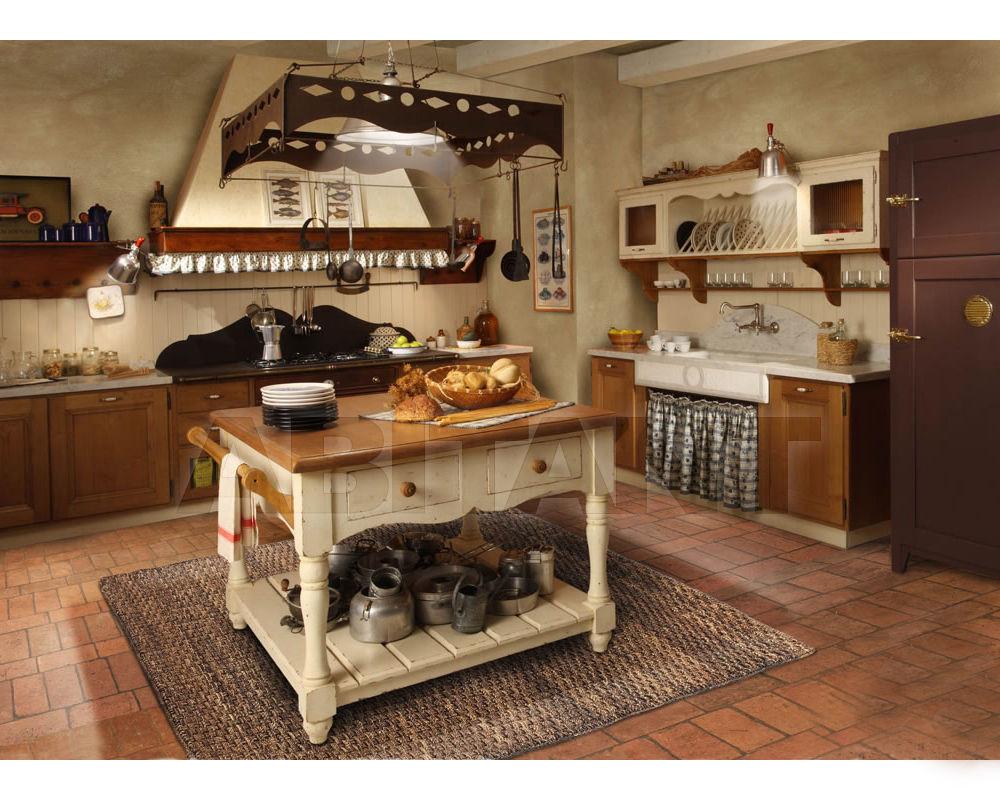 Купить Кухонный гарнитур Tiemme Mobili d'Arte Tradition Tosca