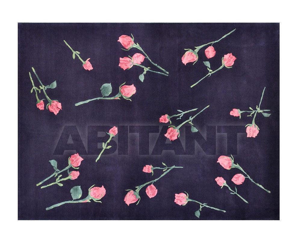 Купить Ковер современный Sahrai Milano Samuele Mazza Bouquet