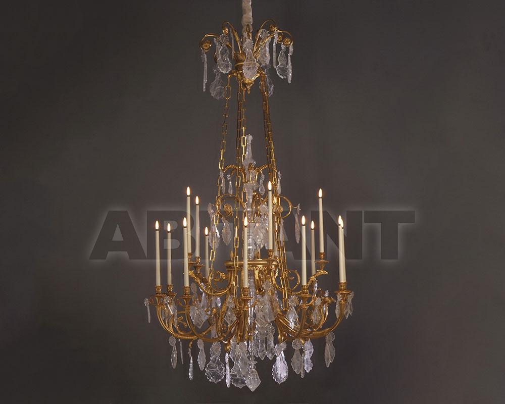 Купить Люстра Mathieu Lustrerie Classic 99864/15CDR