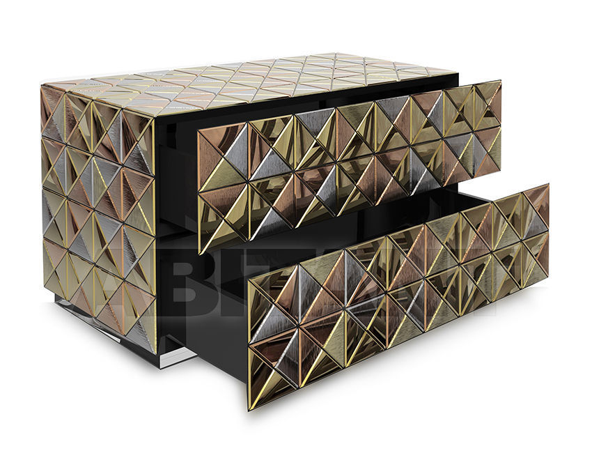 Купить Тумбочка Boca Do Lobo by Covet Lounge Master Bedroom PIXEL | Nightstand