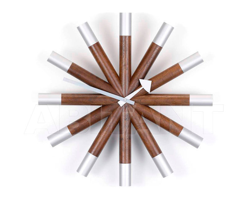 Купить Часы настенные Wheel Clock Vitra. 2016 201 619 01