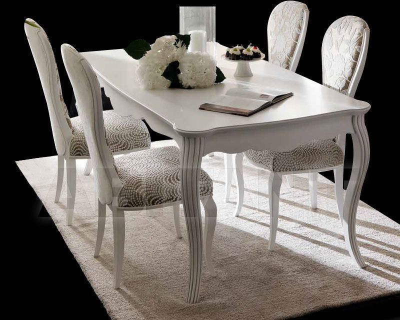 Купить Стол обеденный Modenese Gastone Contemporary Dining Room 81157