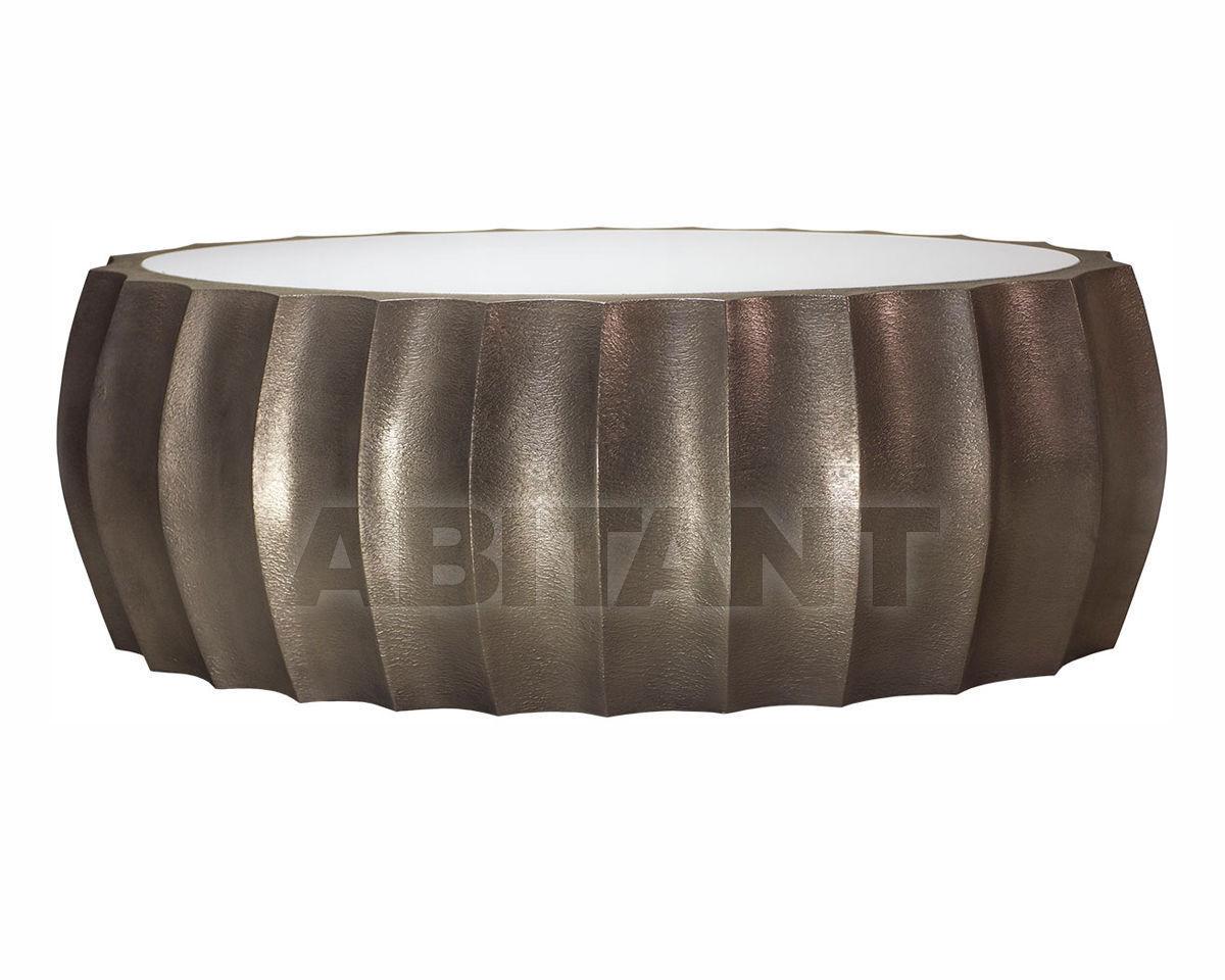 Купить Столик кофейный  Henry Bertrand Ltd Decorus PAELORIS oval coffee table