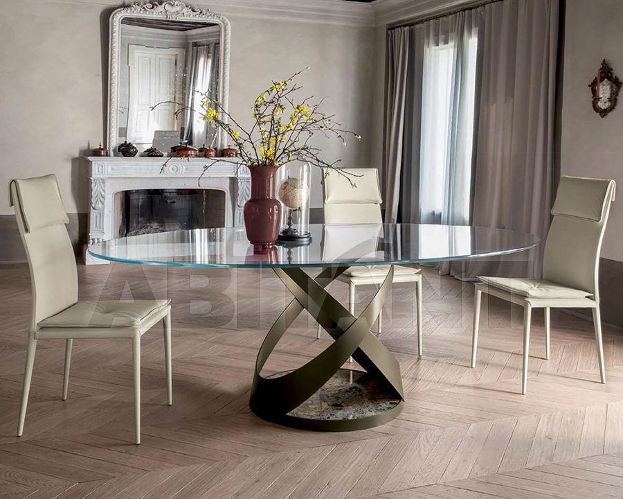 Купить Стол обеденный CAPRI Tonin Casa .detail 8069 FSV_glass