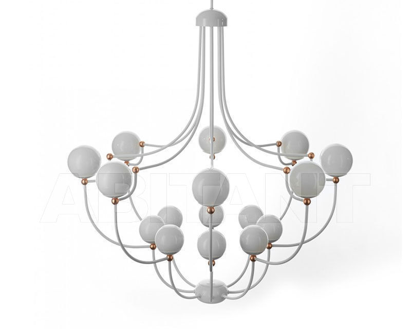 Купить Люстра  MM Lampadari Contemporary 7210/16