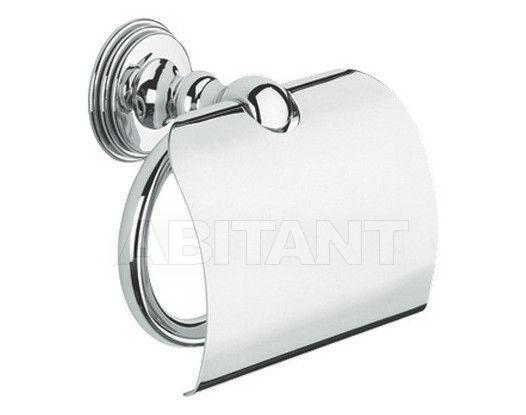 Купить Держатель для туалетной бумаги  SINFONIA Grohe 2012 40 053 000