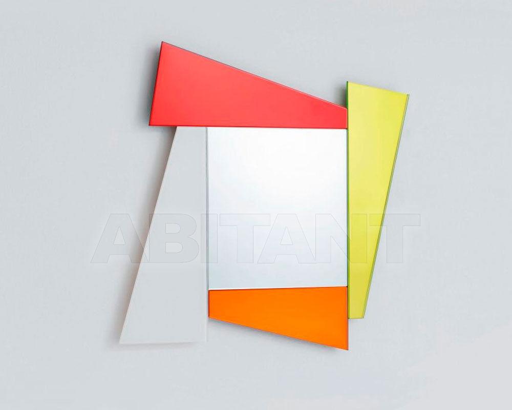 Купить Зеркало настенное Gli Specchi di Dioniso Glas Italia 2016 DIONIS01