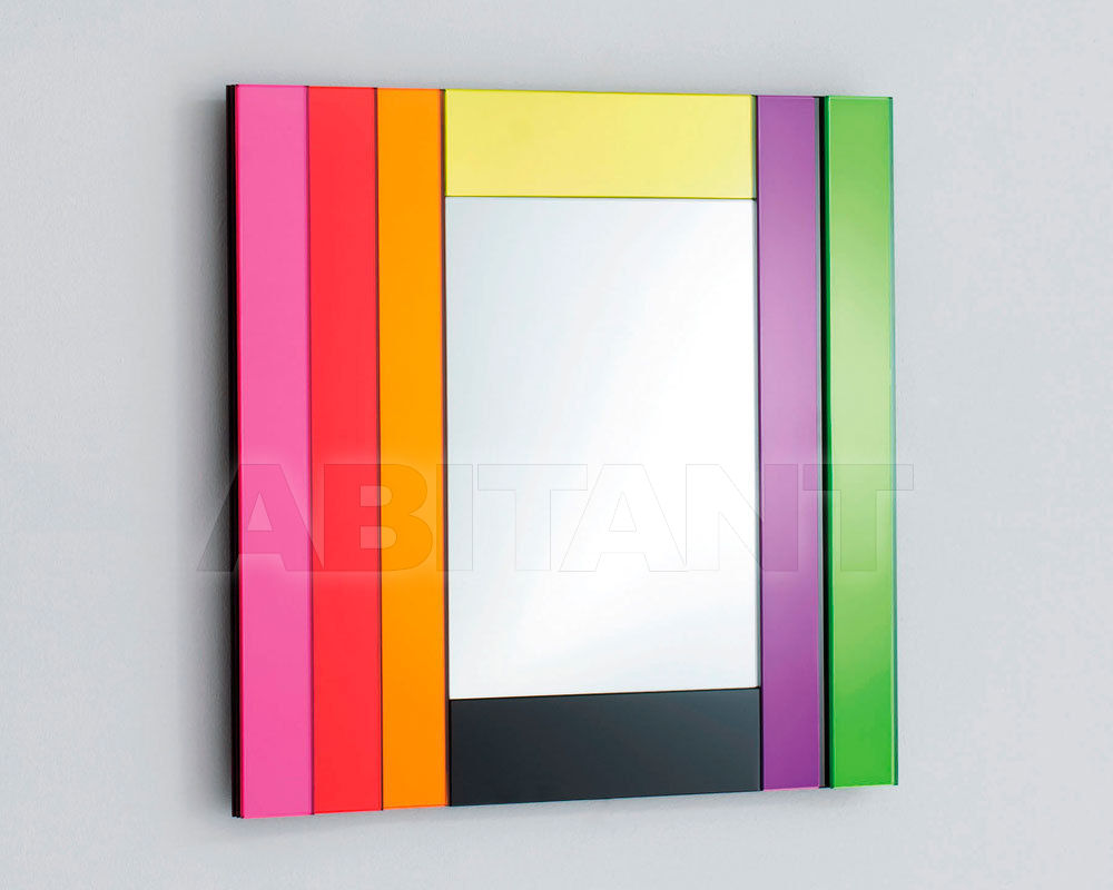 Купить Зеркало настенное Gli Specchi di Dioniso Glas Italia 2016 DIONIS03