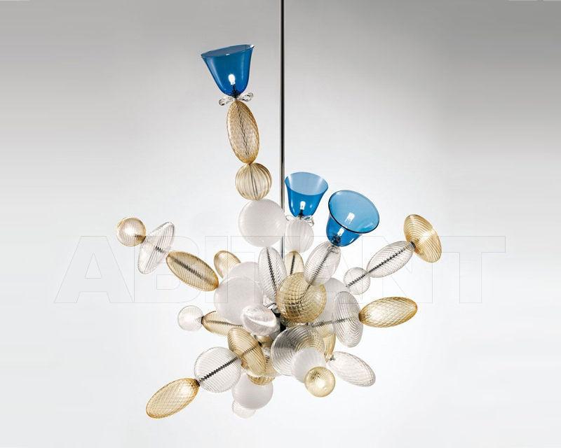 Купить Люстра  Barovier&Toso Candeliers 7265/WR
