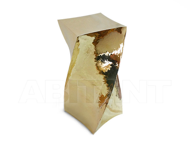 Купить Табурет  Bat Eye Porto Pillar brass