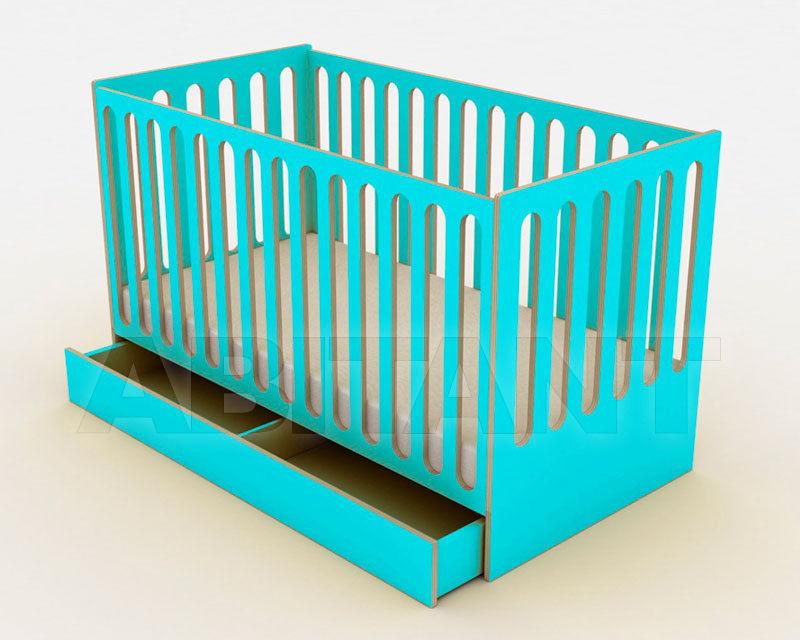 Купить Кровать детская Dear Kids s.n.c. 2016 SLE14575 MAF140