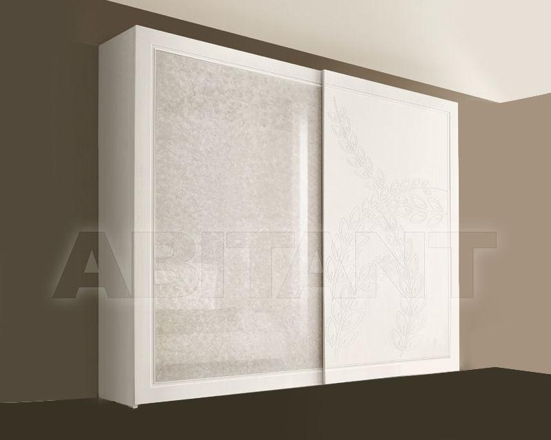 Шкаф гардеробный белый Benedetti Mobili LAURO , каталог корпусной ...