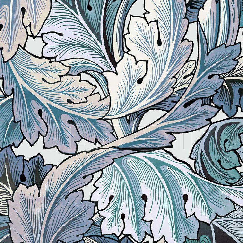 Купить Флизелиновые обои ACANTHUS  Henry Bertrand Ltd Wallpaper 1-WA-ACA-DI-B/W-XXX-003-FLOW