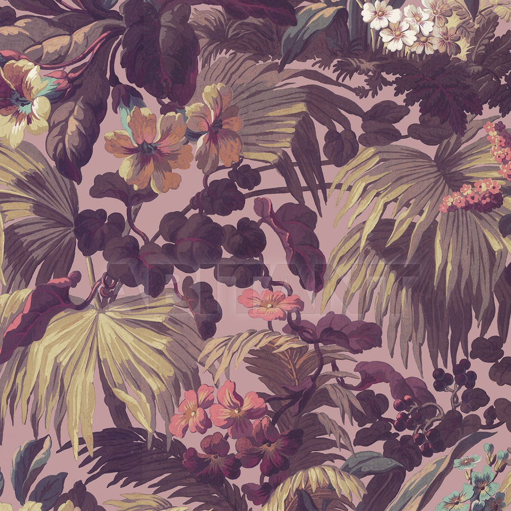 Купить Флизелиновые обои LIMERENCE  Henry Bertrand Ltd Wallpaper 1-WA-LIM-DI-RQT-XXX-003