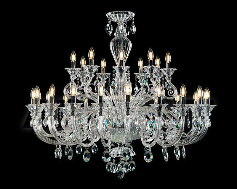Купить Люстра CEZANNE Iris Cristal 2017 670162