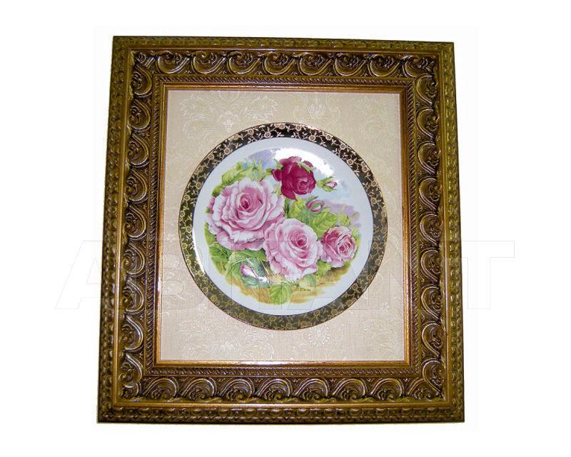 Купить Декоративное панно Italia Cornici di Caccaviello Antonino Artistic Plates B78/B