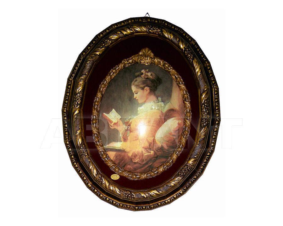 Купить Декоративное панно Italia Cornici di Caccaviello Antonino Artistic Plates OVM 60