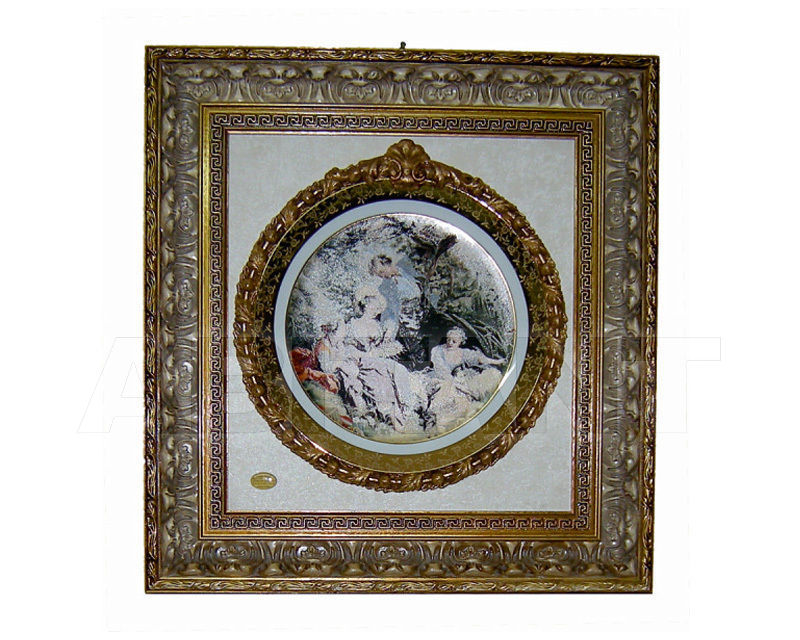 Купить Декоративное панно Italia Cornici di Caccaviello Antonino Artistic Plates 288
