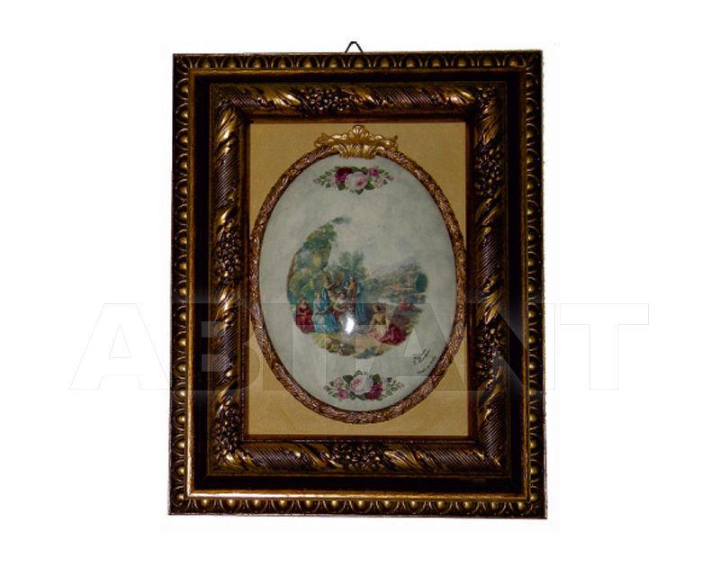 Купить Декоративное панно Italia Cornici di Caccaviello Antonino Artistic Plates OVP