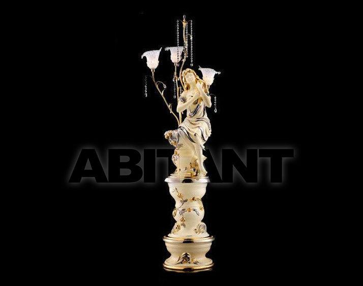 Купить Торшер Ceramiche Lorenzon  Figure L.895/AVOPL/VM