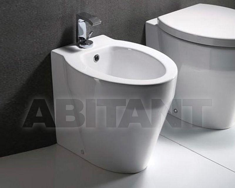 Купить Биде напольное Big BIANCO GSI Ceramica Lavabi 756211
