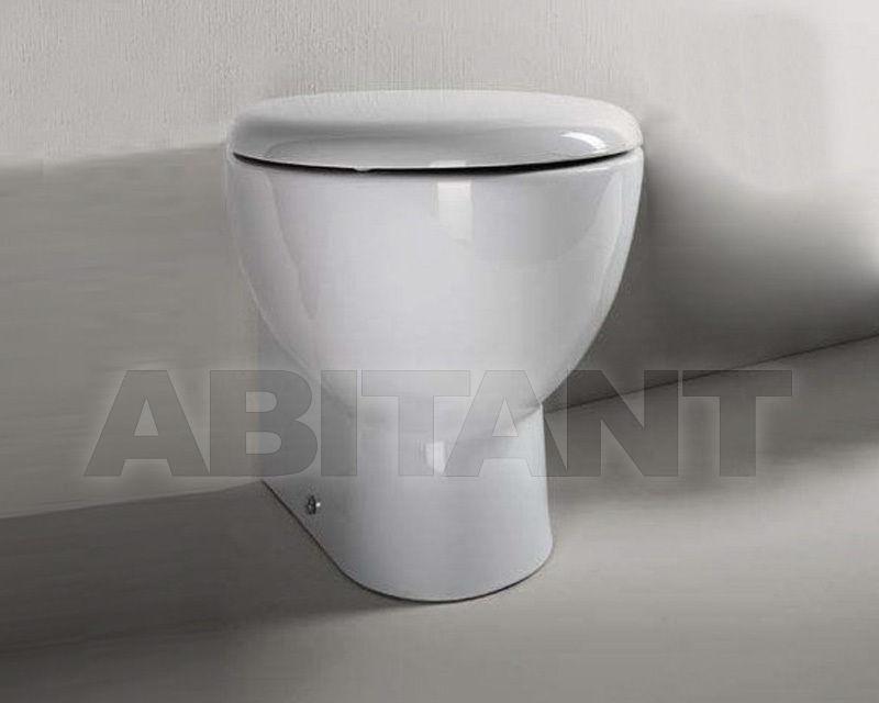 Купить Унитаз напольный BASIC GSI Ceramica Modo 771411