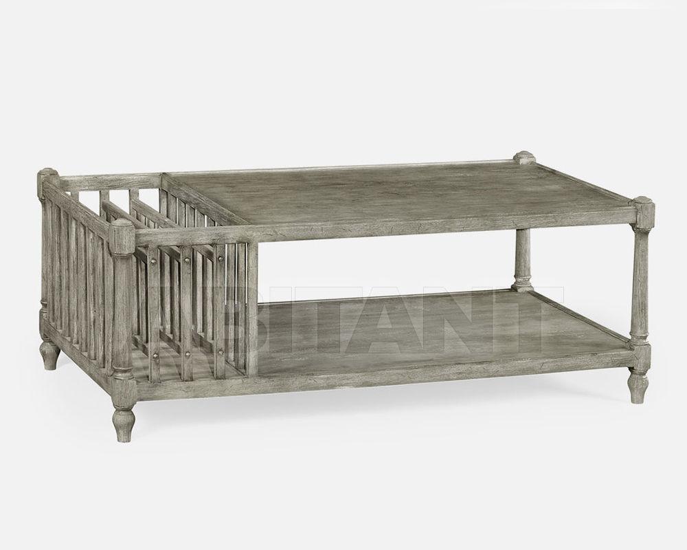 Купить Столик журнальный Jonathan Charles Fine Furniture JC Edited - Casually Country 491012-RGA