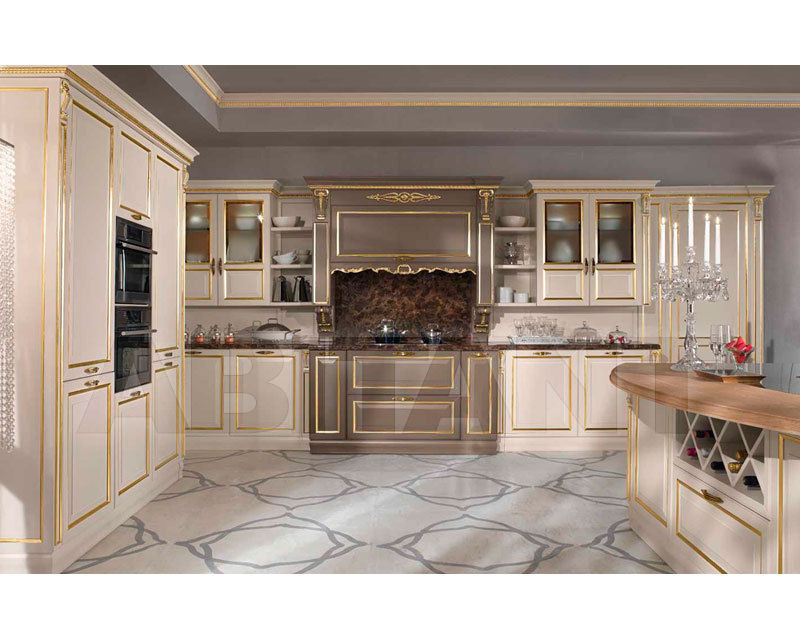 Купить Кухонный гарнитур GIULIACASA By Vaccari International The kitchen Dafne