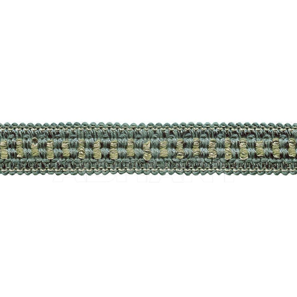 Купить Тесьма Chaddock Fabrics, Leathers & Trims 85DBR-Slate