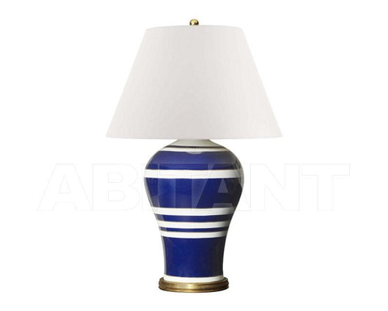 Купить Лампа настольная Ralph Lauren   Lighting RL15002PO-P