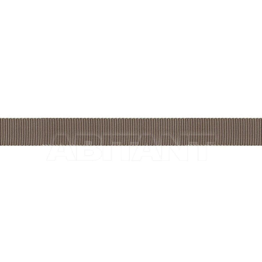 Купить Тесьма Chaddock Fabrics, Leathers & Trims 90LBR-GREY