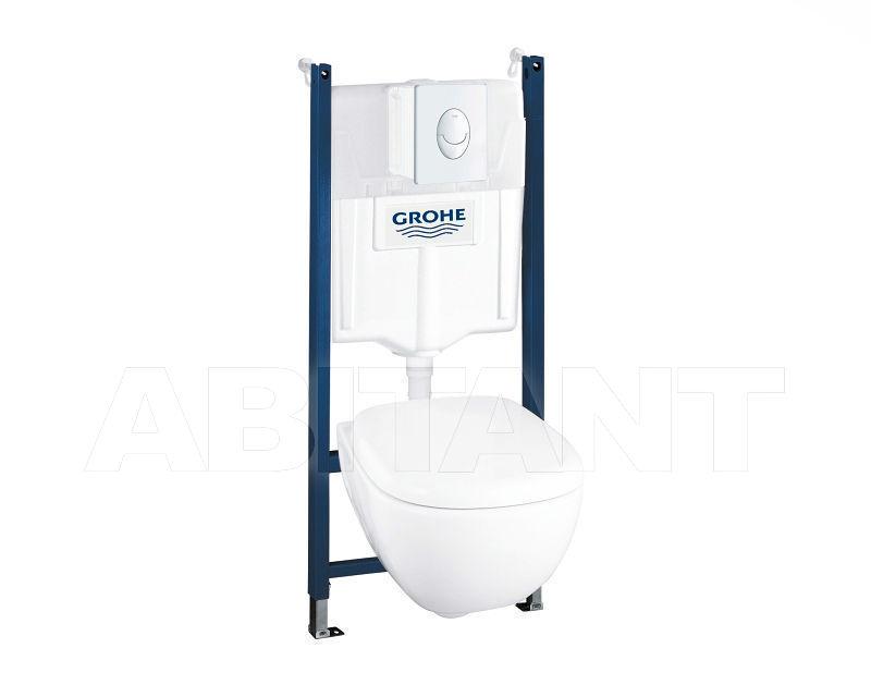 Купить Унитаз подвесной Bathroom Solution Grohe 2016 37446000