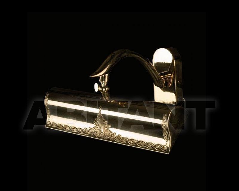 Купить Подсветка Art Glass 2018 NOEMI II. BRASS ANTIQUE