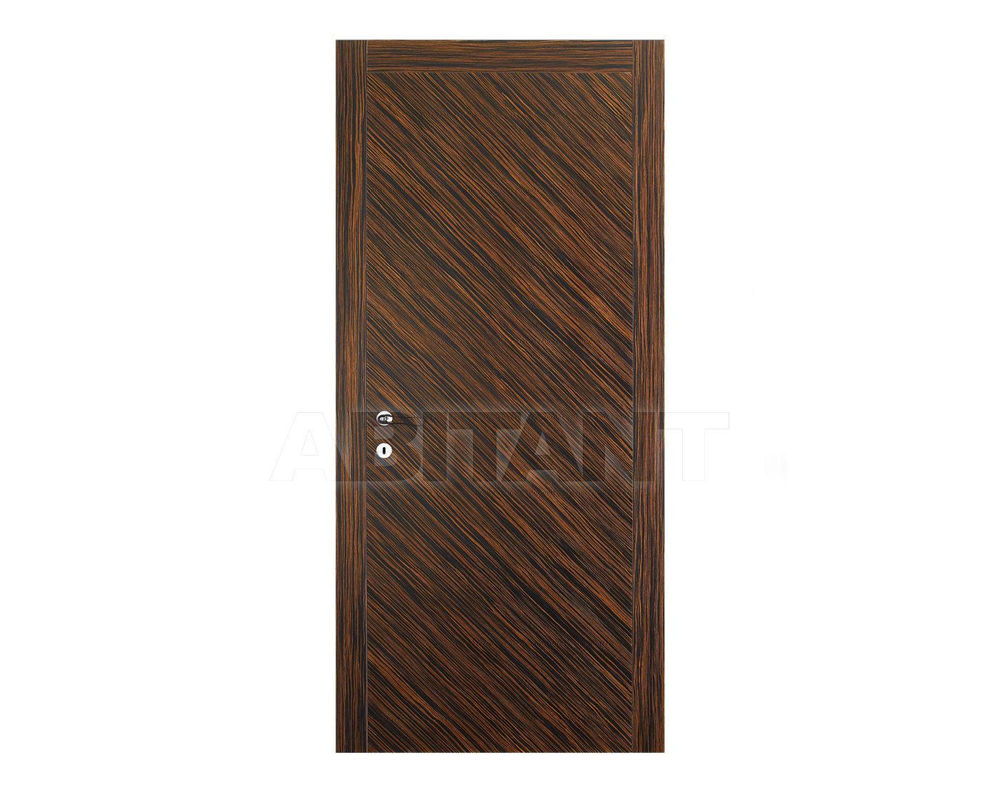 Купить Дверь деревянная Flex EXTRO ORIZIA Ebano