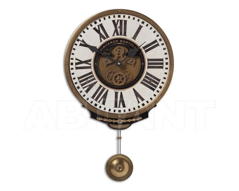 Купить Часы настенные Vincenzo Bartolini Cream Uttermost 2018 06021