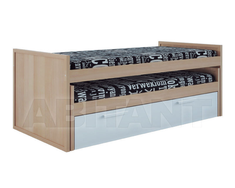 Купить Кровать детская Artemader matt C-003