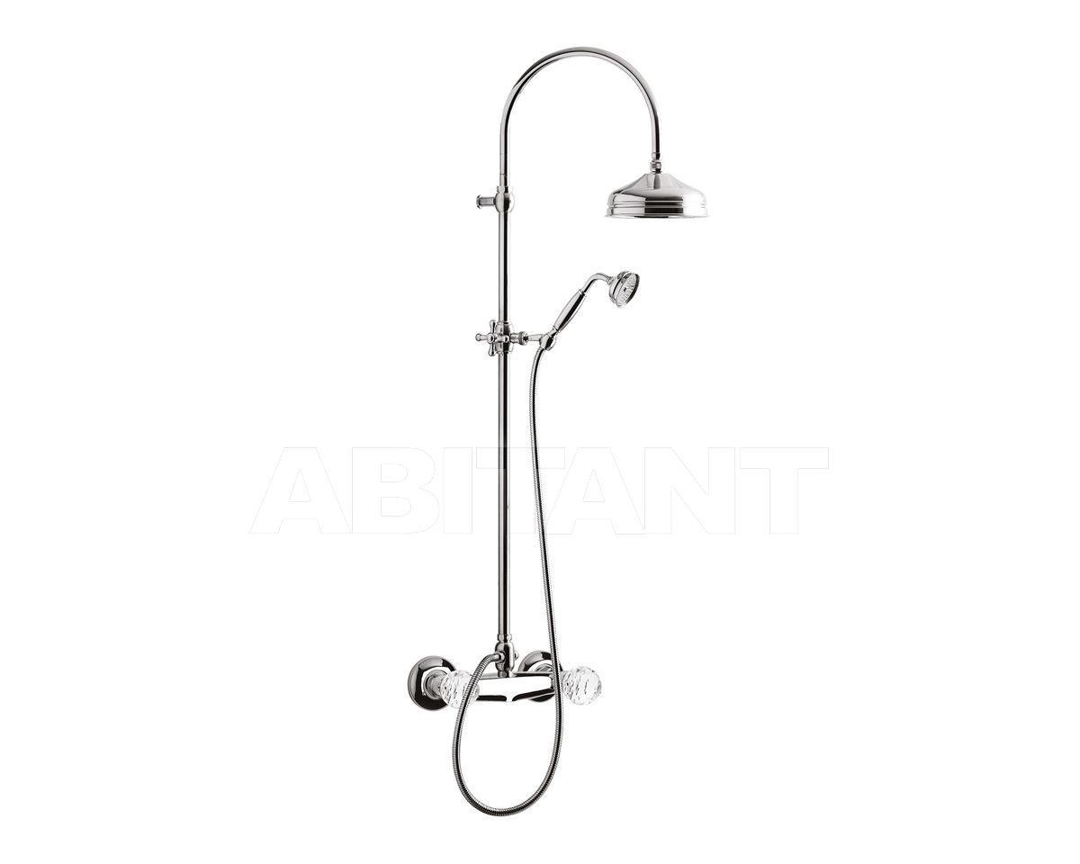 Купить Душевая система Giulini Odessa Crystal 3907WC-S/S