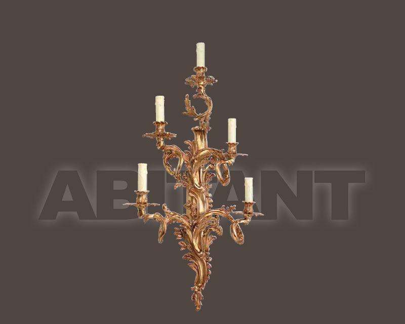 Купить Светильник настенный FOGLIONE Selezioni Domus s.r.l. Classic SL 1916