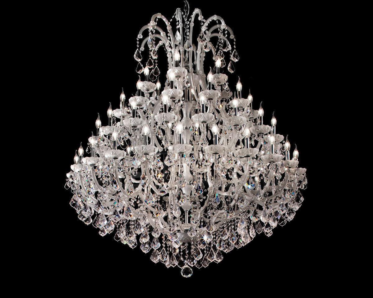 Купить Люстра Maria Theresa Aggiolight 2018 9064/60B WHITE