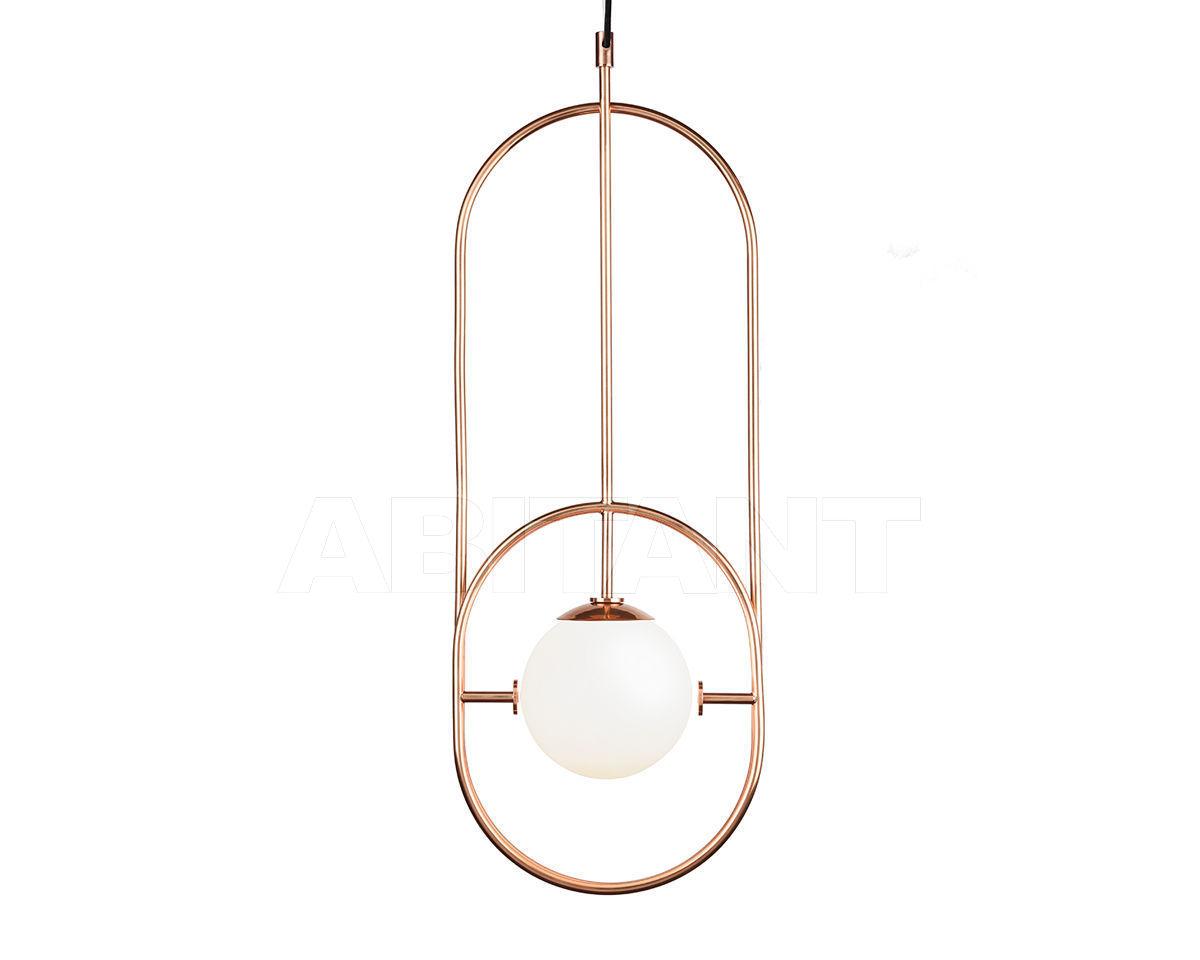 Купить Светильник Mambo Unlimited Ideas  2018 LOOP I copper