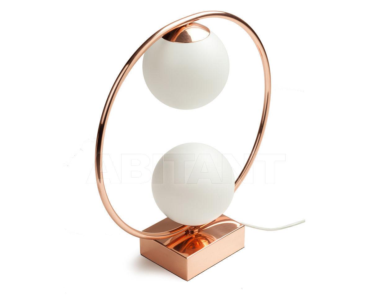 Купить Лампа настольная Mambo Unlimited Ideas  2018 LOOP table II copper