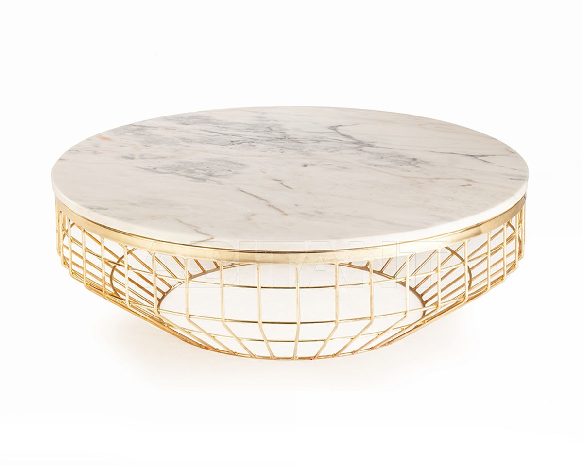 Купить Столик журнальный Mambo Unlimited Ideas  2018 NEW AIR marble