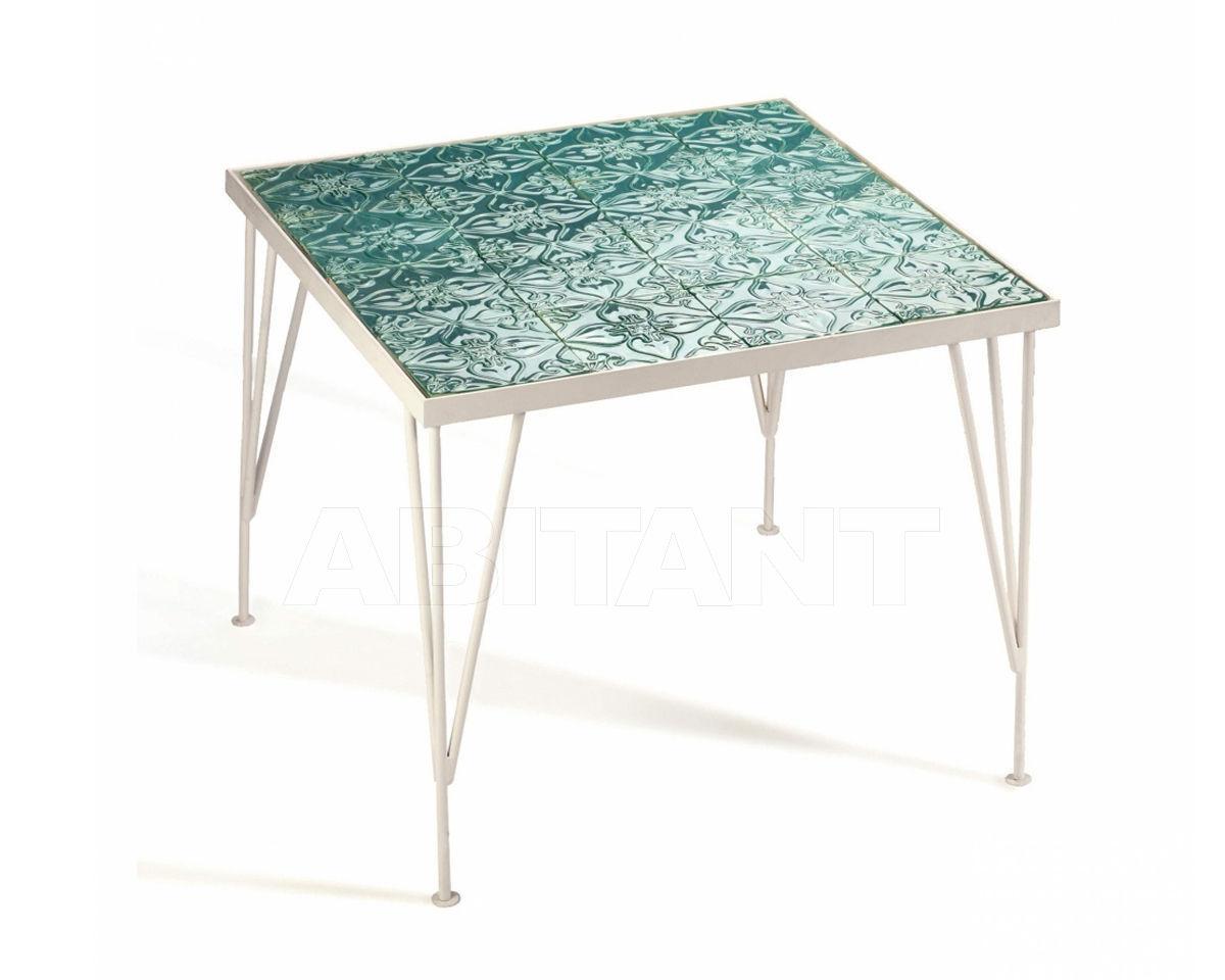 Купить Столик кофейный Mambo Unlimited Ideas  2018 CALDAS  Pattern Jade top